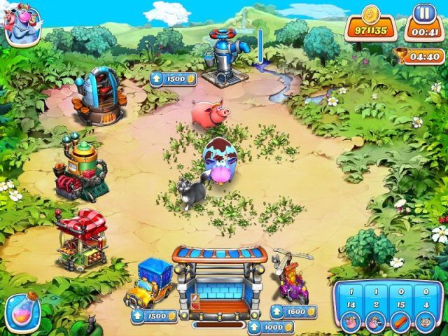 Farm Frenzy Hurricane Season PC Games