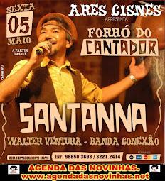ARES CISNES - SANTANNA O CANTADOR.