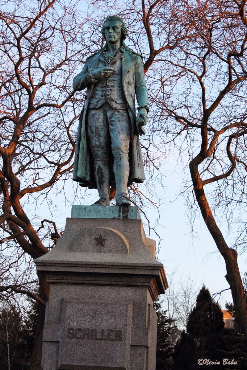 Johann Christoph Friedrich (von since 1802) von Schiller Net Worth