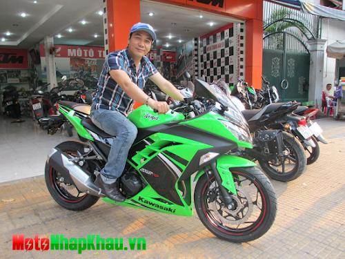 Đại lý Kawasaki chính hãng tại Việt Nam