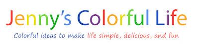 Jenny's Colorful Life
