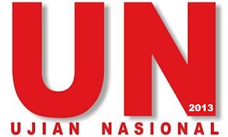 Jadwal Terbaru UN 2013 SMA Sederajat Untuk 11 Provinsi Wilayah Indonesia Tengah