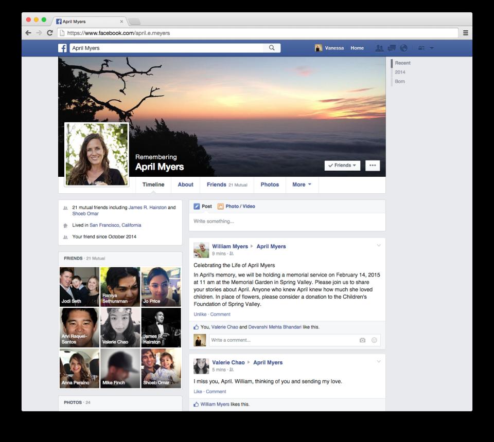 Quem Vai Ficar Com o Seu Perfil do Facebook Depois Que Você Morrer?