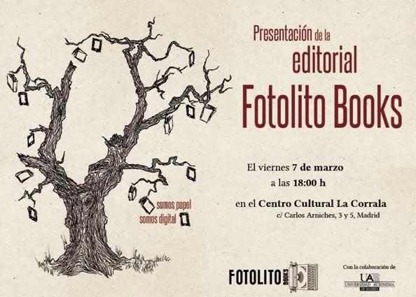 Fotolito Books, Máster de Edición de la UAM