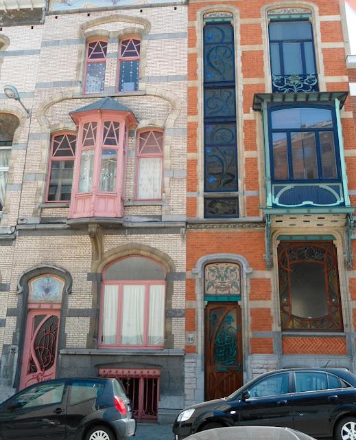 Art Nouveau Arcitecture