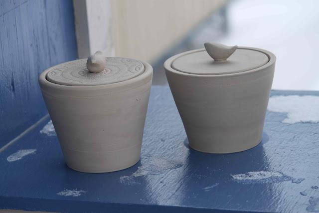 Frozen Earth Designs Spring Pots Batch 2