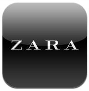 logo aplicación zara