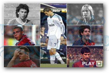 Los futbolistas que han militado en el club de los «tristes»