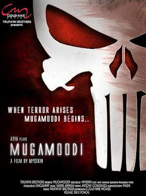 Mugamoodi New Posters