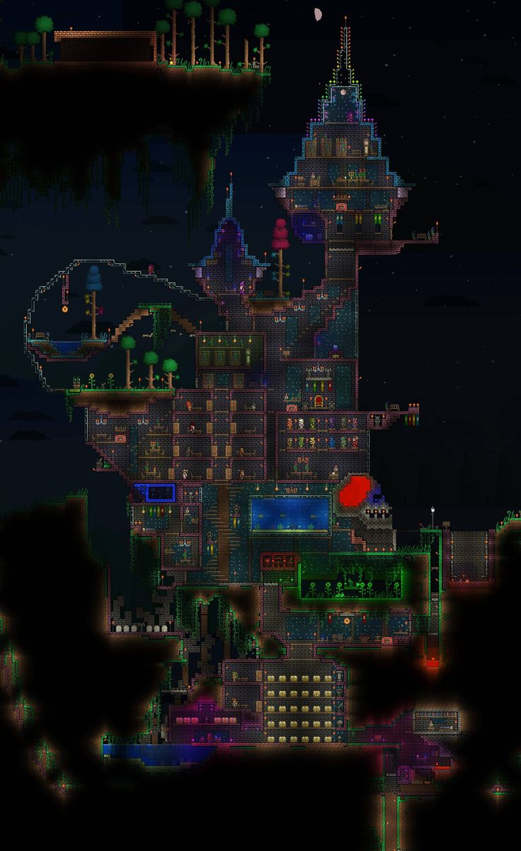 Top 10 Best Terraria Structure Ideas