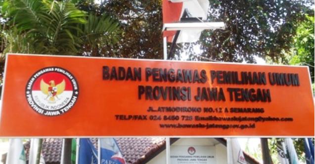 Bawaslu Supervisi Sengketa Penetapan Calon Pemalang