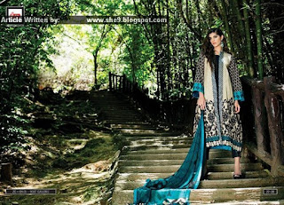 LSM Eid 2015 Dresses by Zainab Chottani
