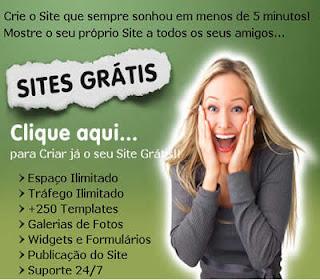 Criar sites grátis no comunidades.net