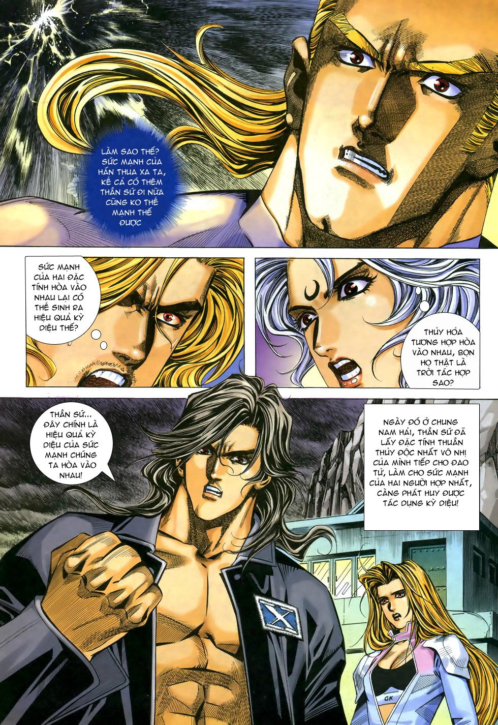 X Bạo Tộc chap 33 - Trang 20