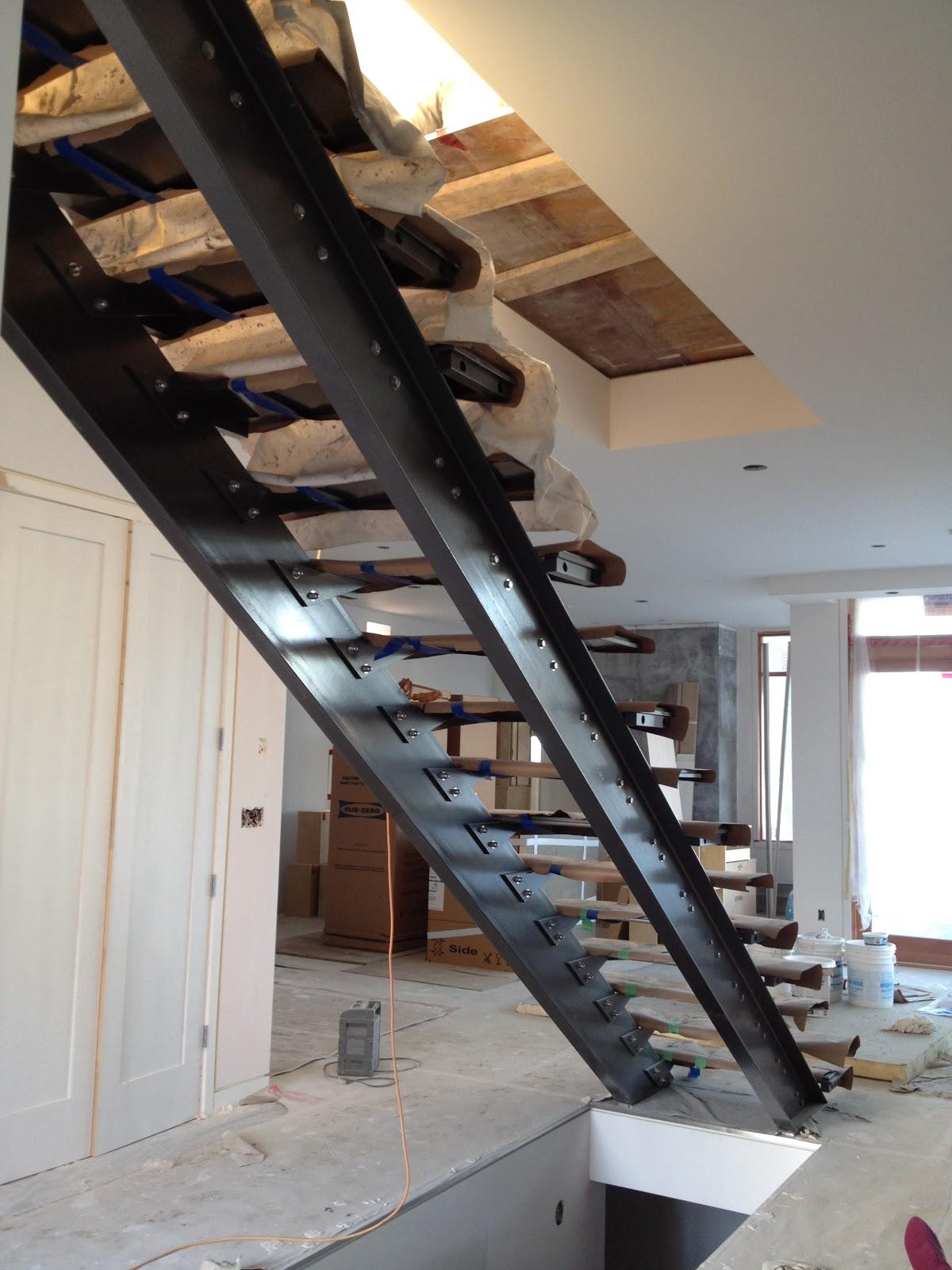 RONSE MASSEY DEVELOPMENTS Steel Stair Stringers