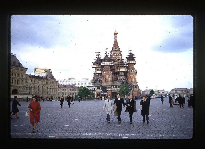 Moscow 1960s pictures