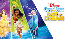 Out of 180 Entries Congrats to ERICA C. 4 Ticket Winner to Disney On Ice Dare to Dream!