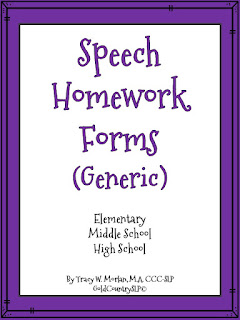 Have you ever considered using textbooks in speech therapy? Believe it or not, they're handy tools for targeting almost every skill for speech and language therapy! Our guest blogger shares tons of examples in this post!