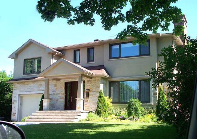 Оформление и дизайн дома в Канаде