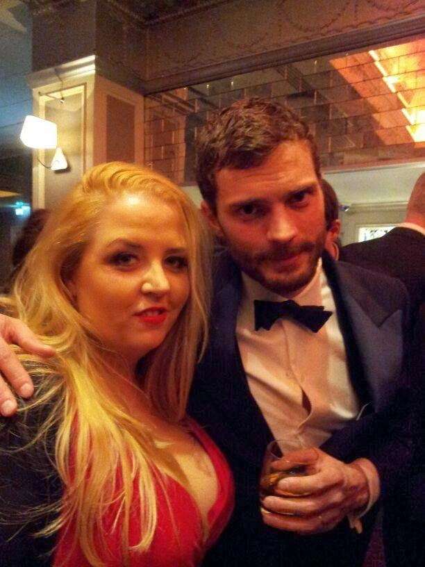 Jamie Dornan, 50 Shades, The Fall, IFTA 2014