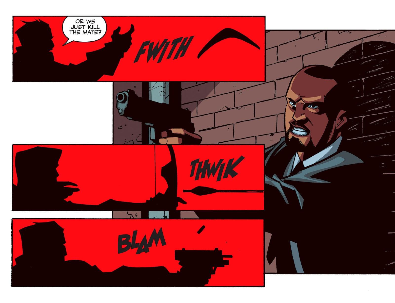 The Flash: Season Zero [I] Issue #15 #15 - English 4