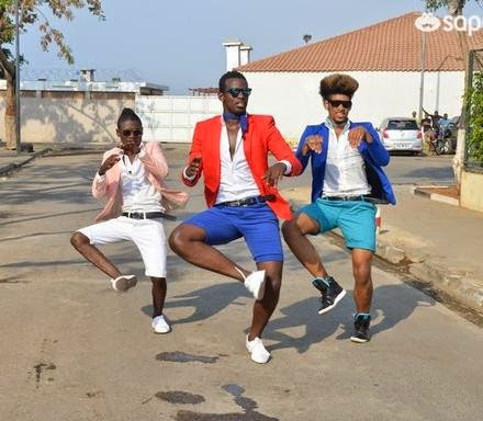Nova Música Dos BWG - Ndombolo (Afro House)