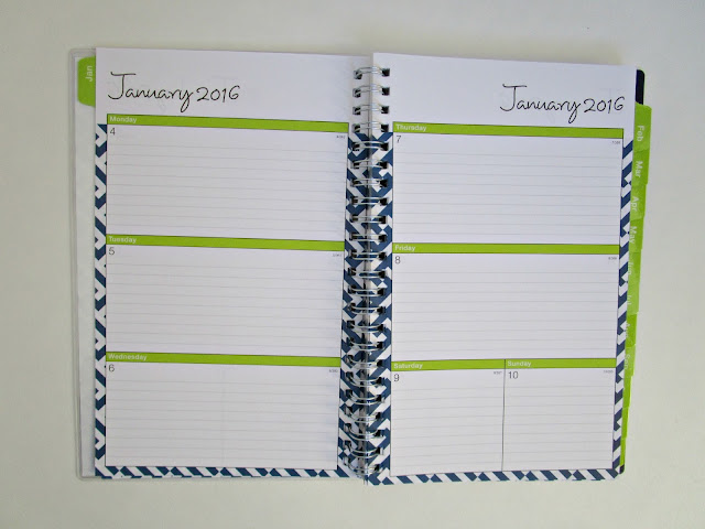 2016 Planners | 2 excellent planners to help you get organized for the new year. From Courtney's Little Things