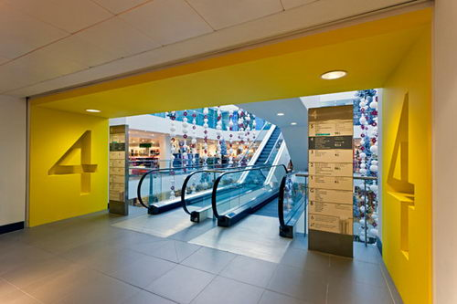 John Lewis Kids Entrance Design
