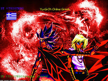 Yu-Gi-Oh Online Greek Episodes By:Tsiotheo