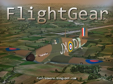 Free game - FlightGear Flight Simulator Image