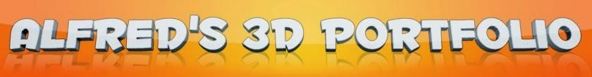 Alfred's 3D Portfolio