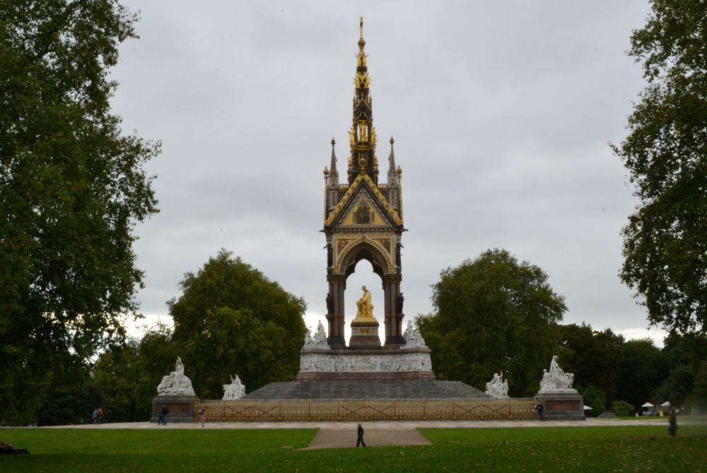 prince albert memorial london park