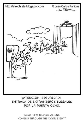 caricatura diablos