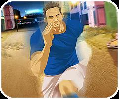 Game Chạy đua đường phố, chơi game chạy đua hay tại gamevui.biz