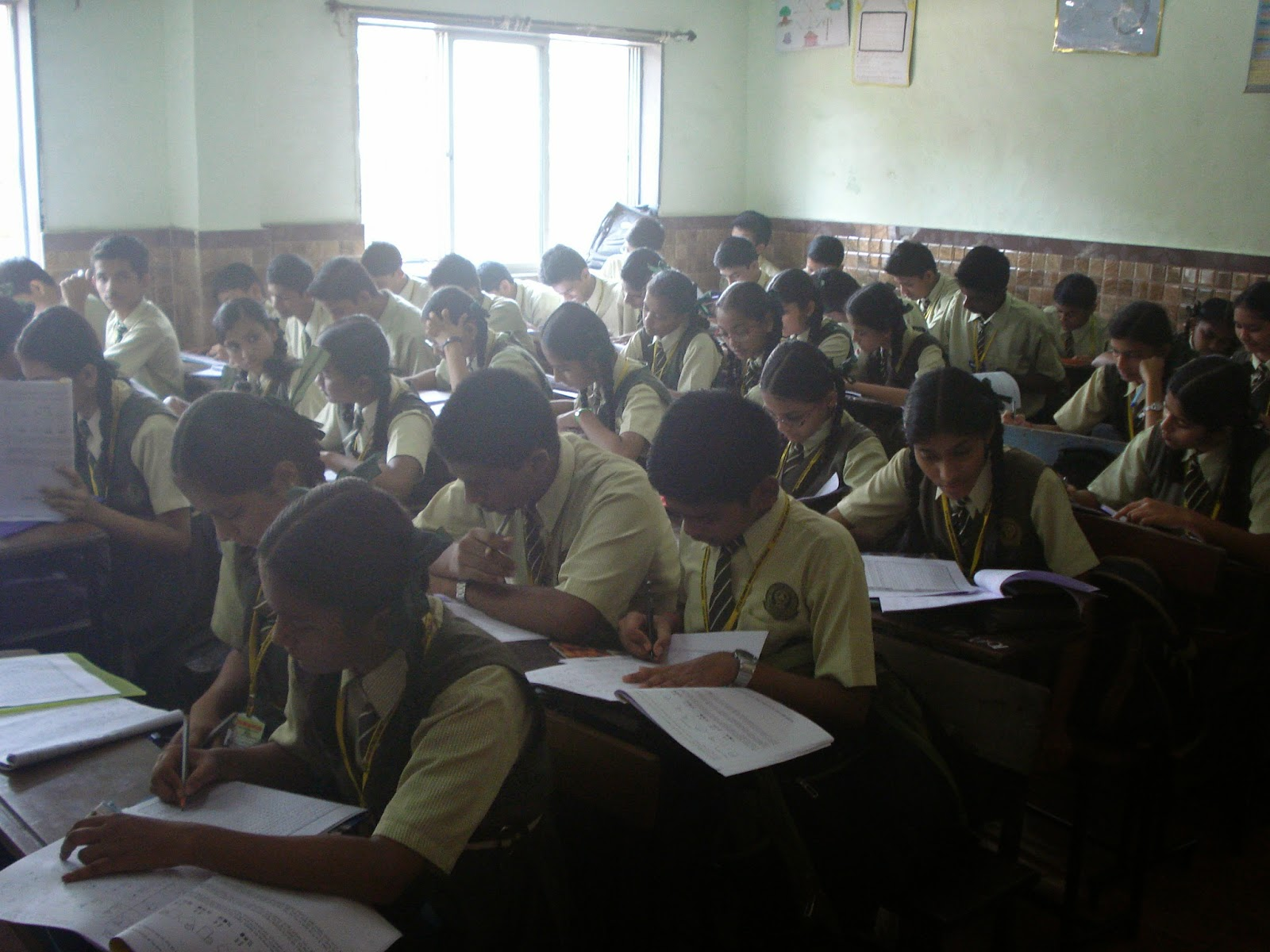 Career Aptitude Test at Little Flower s English High School by Career Nur