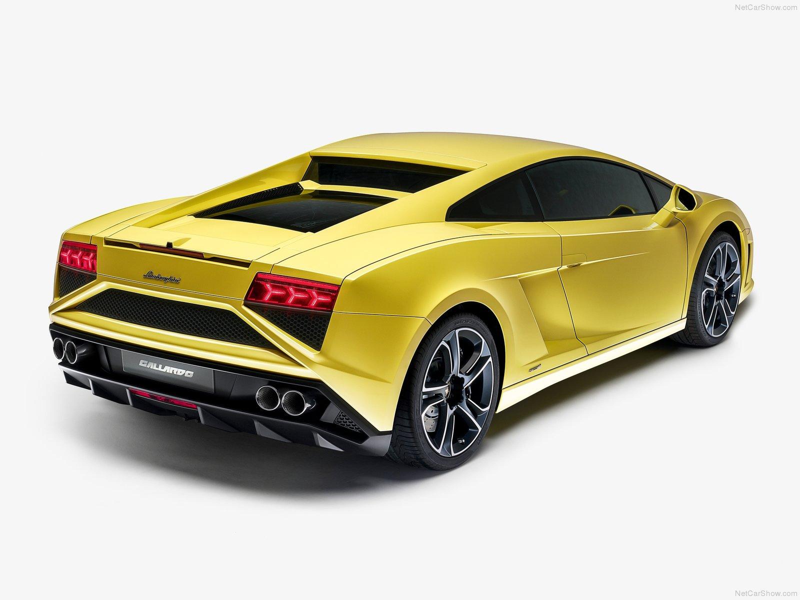 Hình ảnh siêu xe Lamborghini Gallardo LP560-4 2013 & nội ngoại thất