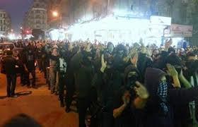 بالفيديو..  بيان جماعة «بلاك بلوك» تعلن بدء ساعة الصفر ضد الإخوان المسلمين