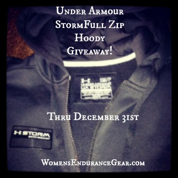 Under Armour Storm Full Zip Hoodie Giveaway