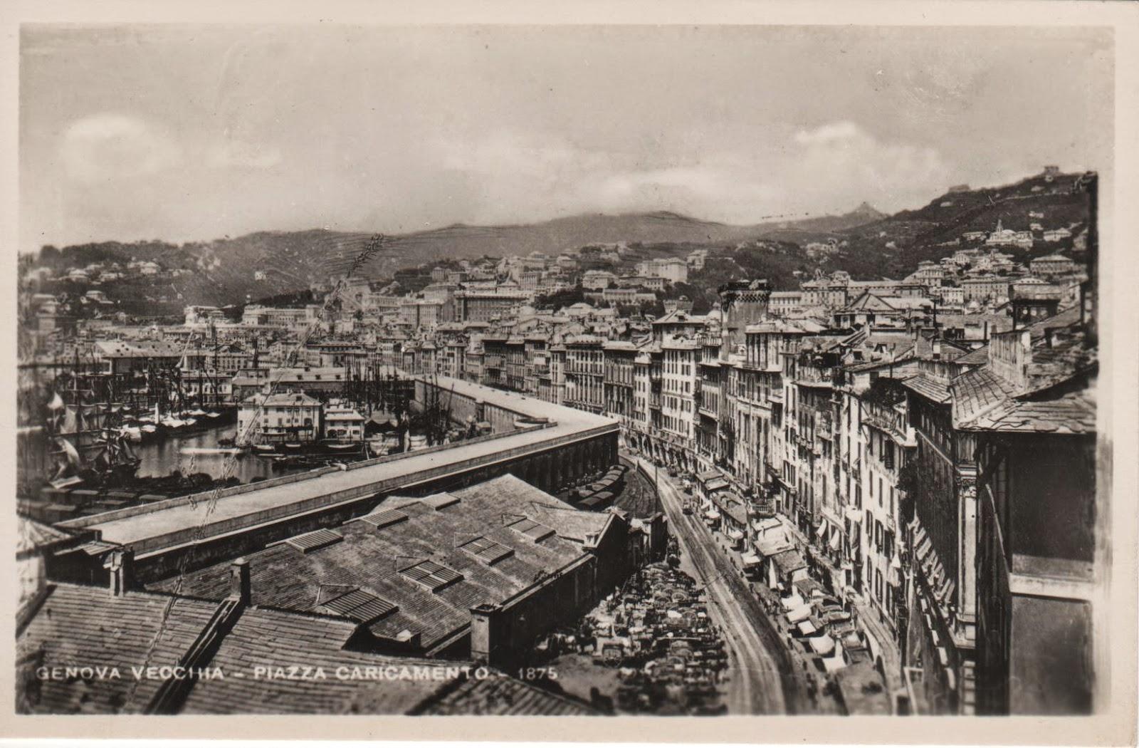 C 39 era una volta genova genova piazza caricamento for Arredo bagno genova via gramsci