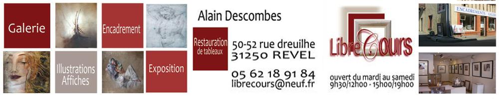 galerie libre cours Revel