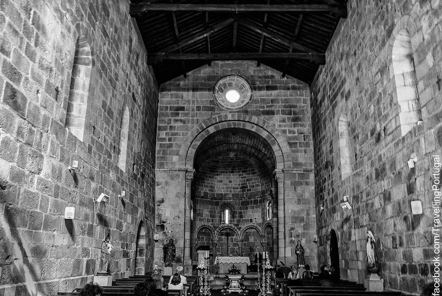 Church Sao Pedro de Roriz Santo Tirso
