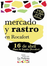 Mercado en Rocafort