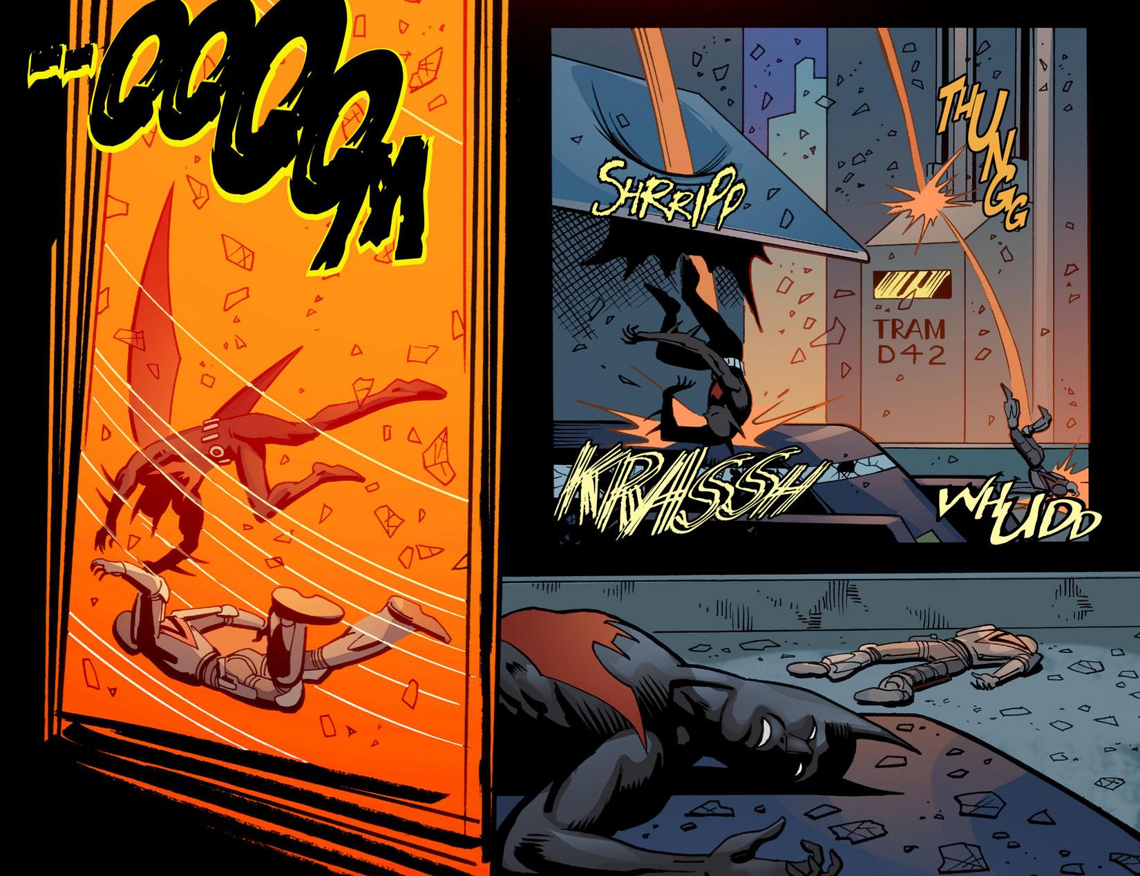 Batman Beyond (2012) Issue #12 #12 - English 8
