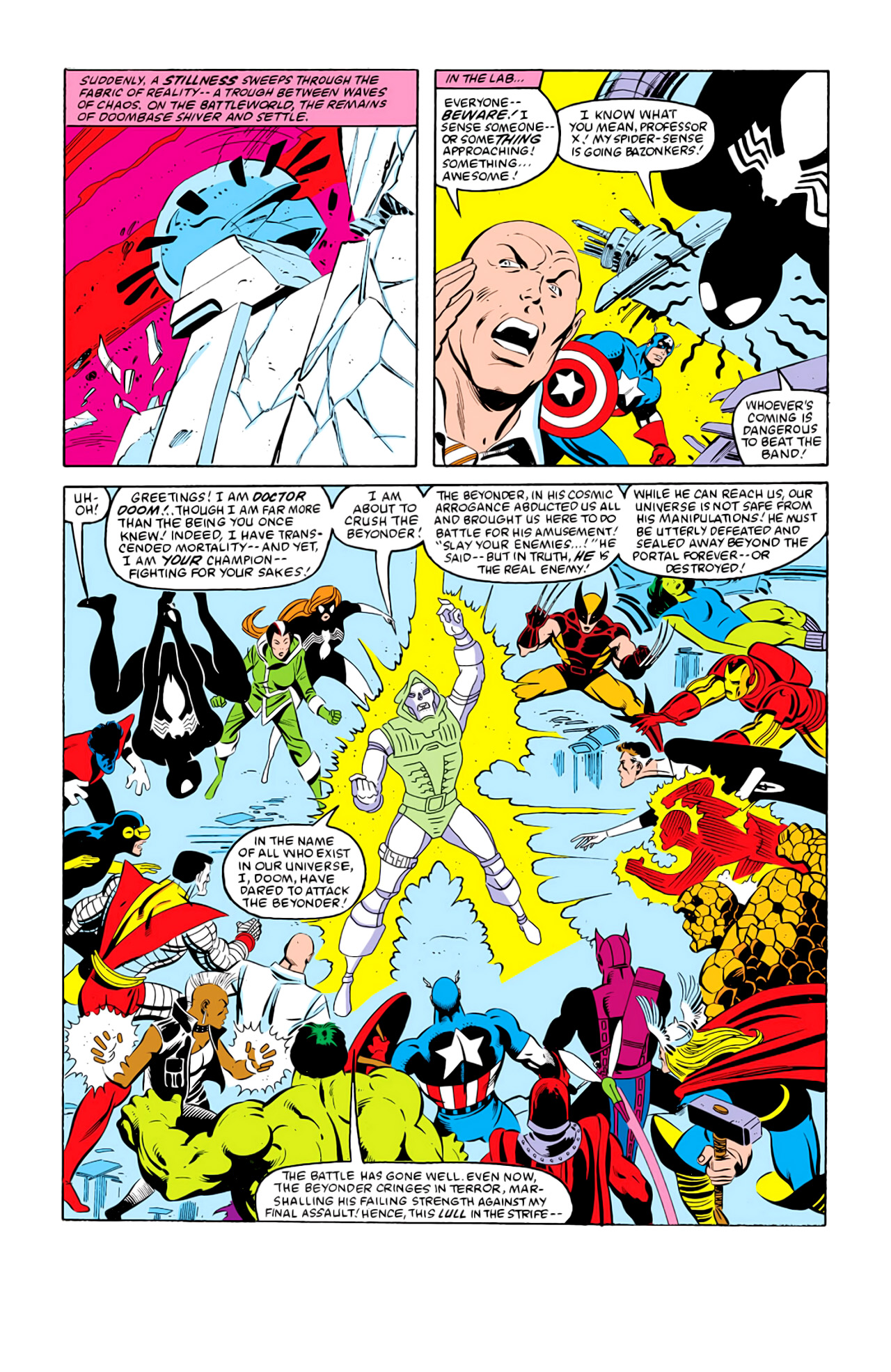 Captain America (1968) Issue #292k #218 - English 18