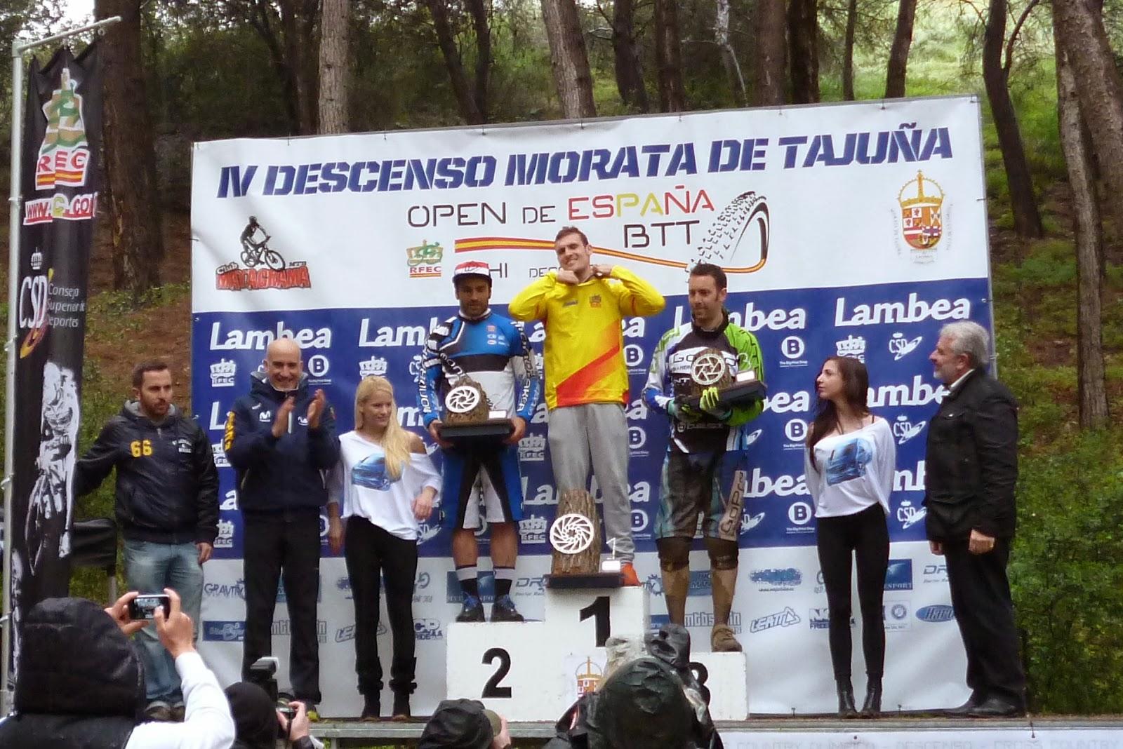 Open de España DH