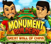เกมส์ Monument Builders - Great Wall of China