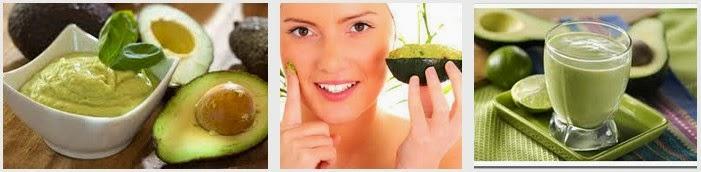 manfaat buah alpukat untuk kecantikan