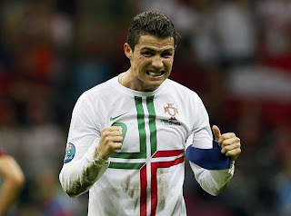 Cristiano Ronaldo Euro 2012
