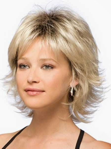Hairstyles For School Yt : Easy care short hair styles hairstylegalleries