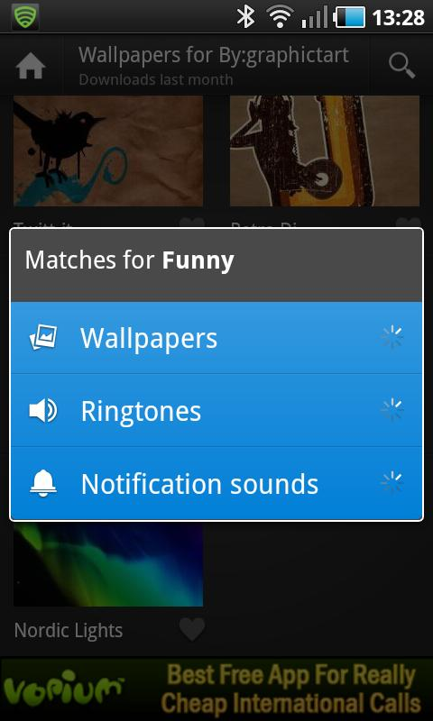 Application Phone Zedge Ringtones Wallpapers For Android Free Download